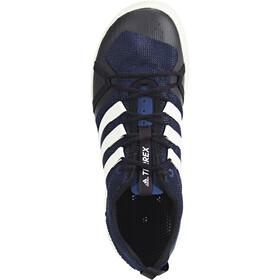 adidas TERREX CC Boat Shoes Men collegiate navy/chalk white/core black